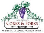 Second Annual Corks & Forks