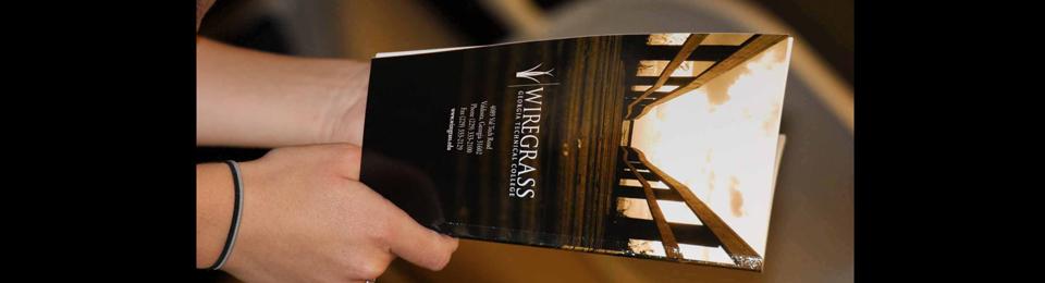 Wiregrass Reader Cover