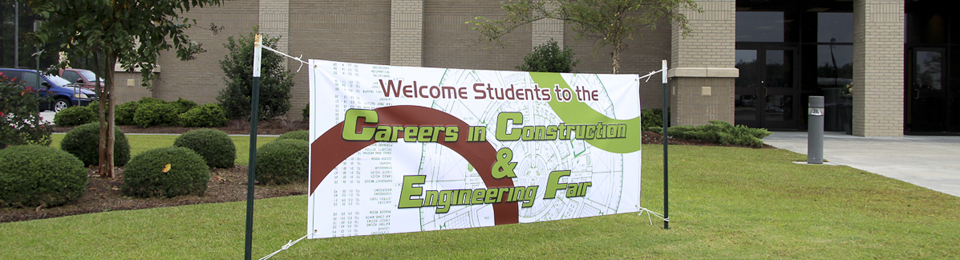 Career Fair Banner