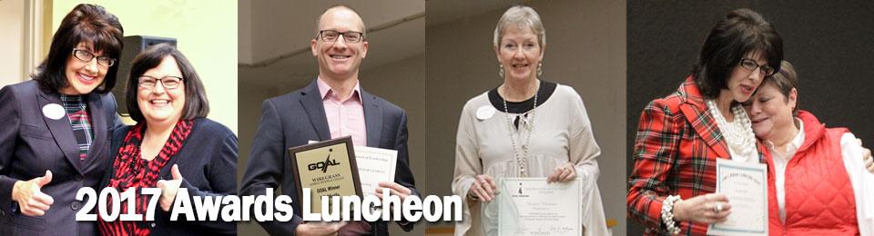Goal, Rick Perkins, and Employee Awards