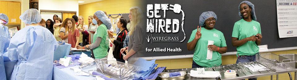 Get Wired on the Valdosta Campus 2017